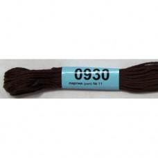 Нитки мулине для вышивания Гамма 0930